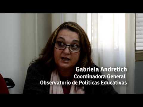 lanzan el observatorio de politicas educativas en un momento clave