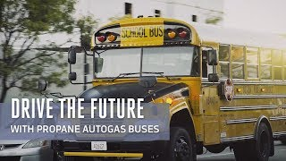 More School Districts Choosing Propane Autogas Buses