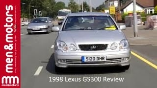1998 Lexus GS300 Review