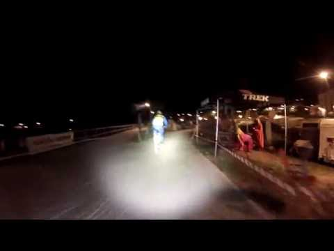 Solarstorm X3 Led Light 6600lumens at 24H BTT CCH 2014 - GoPro Hero 3 - Parte 2