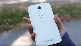 Droid Turbo 2 — небьющийся смартфон от Motorola