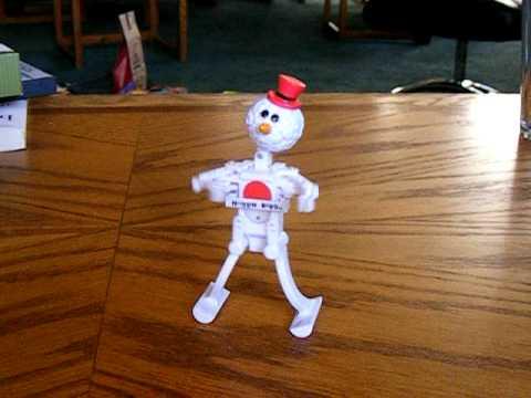 Noggin Bops Video Noggin Bop Snowman