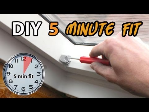 Fitting Velux Blinds In 4 Mins Real Life Install Of How
