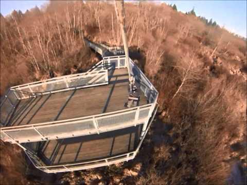 Burnaby Lake viewing platform