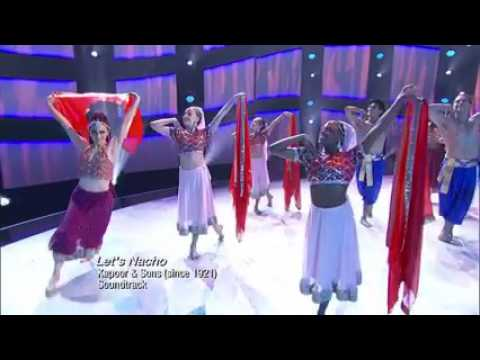 Let's Nacho Song - Dance Performance - Bollywood Dance Songs
