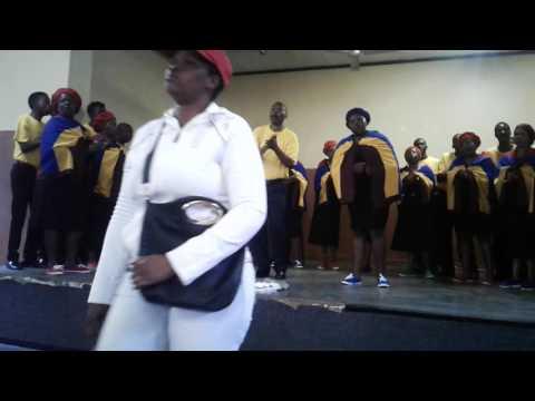 Spiritual Gospel Choir- Mamelang mantswe