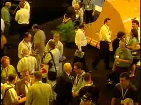 MINExpo 2008: A Visit with Caterpillar