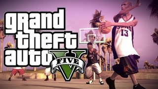 "GTA 5 ""Basketball"" Why is Basketball Not in the Game? (Grand Theft Auto 5)"