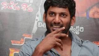 Use election commission sezied amount to Education says Vishal