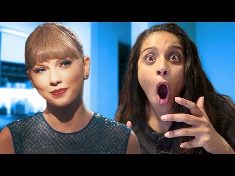 Download Lagu  REACTING TO TAYLOR SWIFT'S DELICATE Mp3 Free