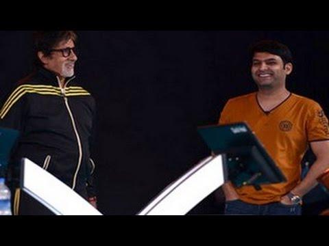 Kapil Sharma is Amitabh Bachchan's FIRST GUEST on Kaun Banega Crorepati 8