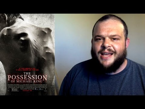 The Possession of Michael King (2014) movie review horror