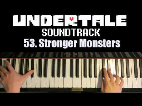 Misc Computer Games - Undertale - Stronger Monsters