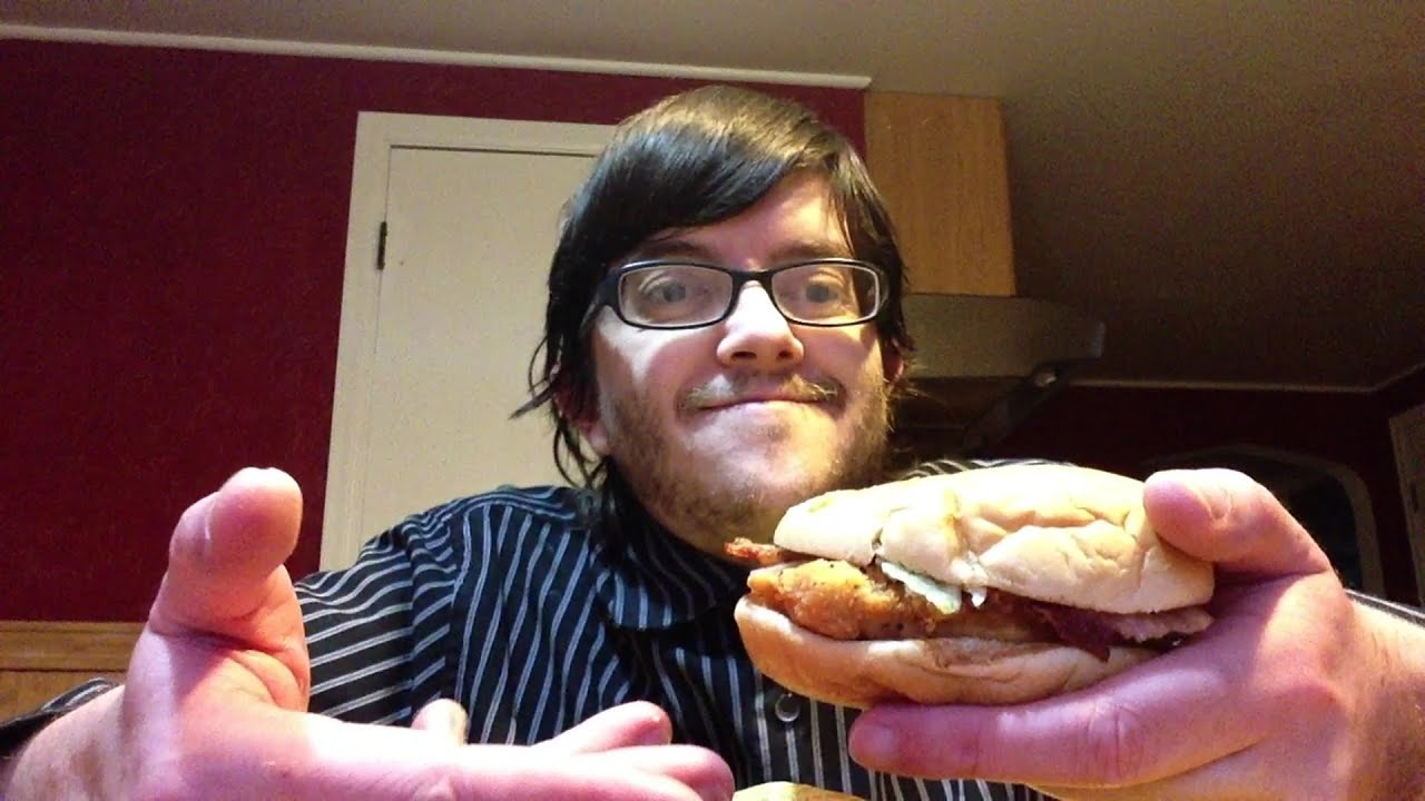 review mcdonalds bacon cheddar mcchicken youtube