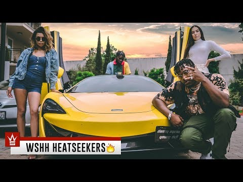 "Danny Ayeko Feat. Young Deji ""Sunny Side"" (WSHH Heatseekers - Official Music Video)"