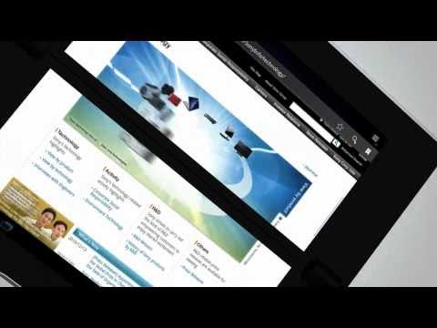 Sony unveils the S1 and S2 dual-screen Android tablets [HD]
