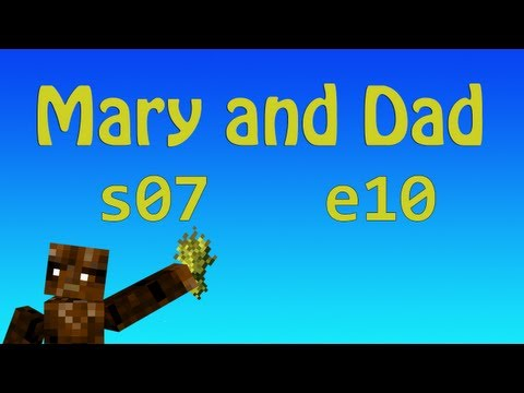 MADMA s07e10 Sas POV: Benception / Mary and Dad's Minecraft Adventures
