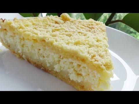 Творожный пирог Объедение!!!