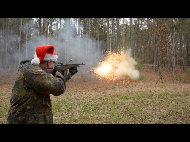 "We'll Shoot Your Stuff Episode 8: ""Christmas Carnage"""