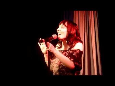 Gabrielle Stravelli - Dont Tempt Me at CCM 2011 Showcase Cabaret