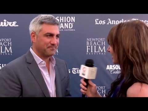 Tayor Hicks – 2013 Newport Beach Film Festival