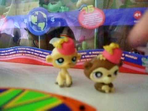 littlest petshop : l'histoire de l'argent vol *pt1*