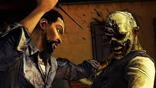 The Walking Dead - Test / Review zu Episode 1_ A New Day von GameStar (Gameplay)