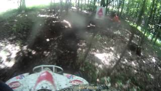 AWRCS 2013 ROUND 5 BOYERS PA.  7/6/13 GOPRO VIDEO