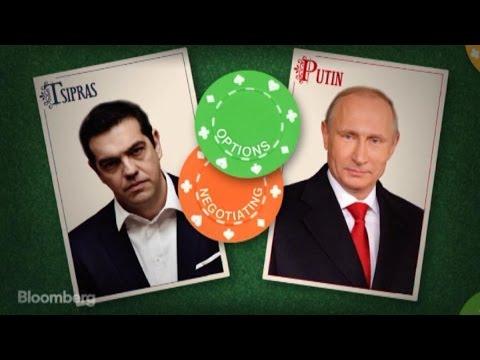 Playing Poker With Putin: Greece's Gamble