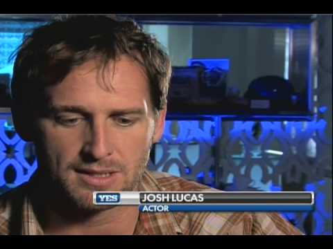 Josh Lucas talks about upcoming role in