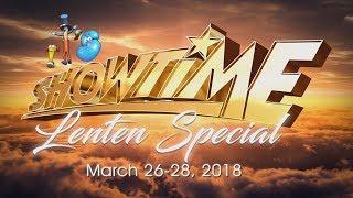 It's Showtime: Lenten Special