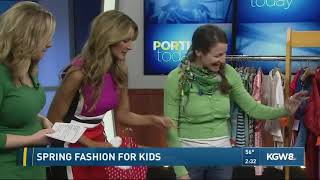 Spring fashion for kids