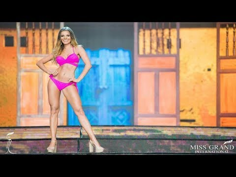 Erotic bikini clicks of Miss Grand International Costa Rica María Matamoros