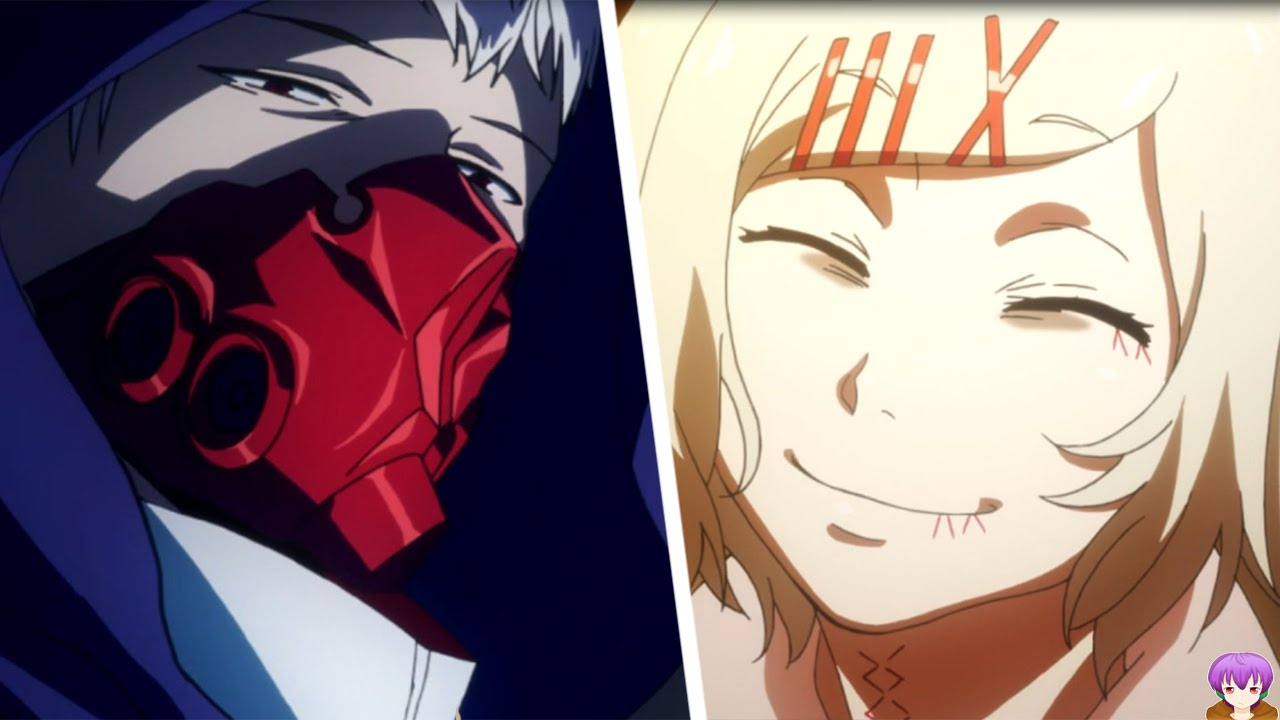 Master Anime Tokyo Ghoul Tokyo Ghoul Episode 10 Anime
