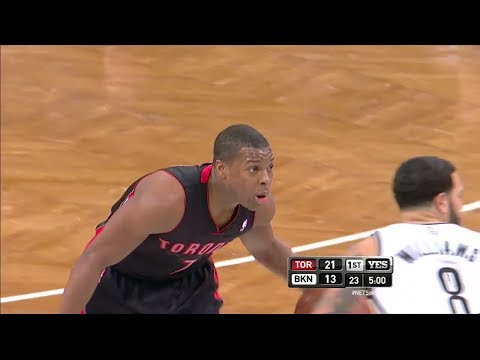 2014.01.27 - Kyle Lowry Full Highlights at Brooklyn Nets - 31 Pts, 7 Assists
