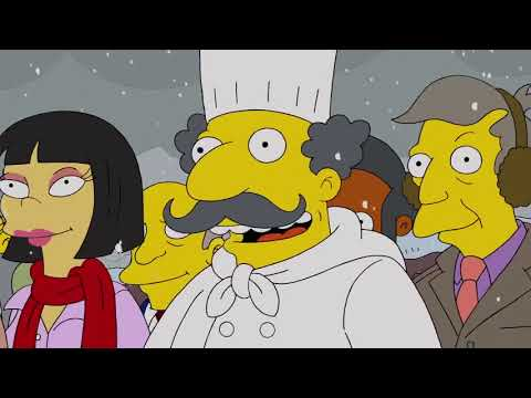 The Simpsons – White Christmas Blues – Animation Cartoons Movie – Simpson clip3 MP3