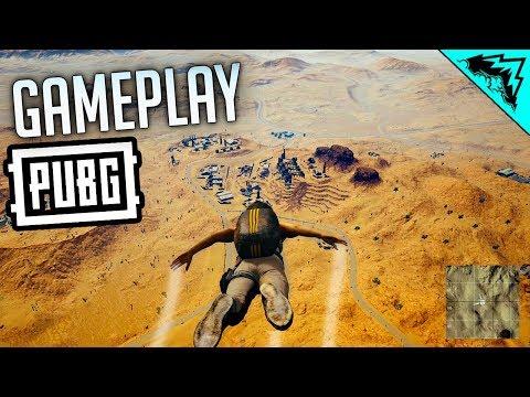 PUBG: DESERT MAP GAMEPLAY 6 WIN (PlayerUnknown's Battlegrounds New Map) Aculite Noahj456 Tomographic