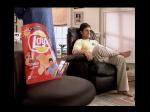 Funny Commercials : Lays potato chips ad - cr...