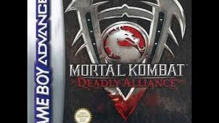 Mortal Kombat Deadly Aliance Gba android