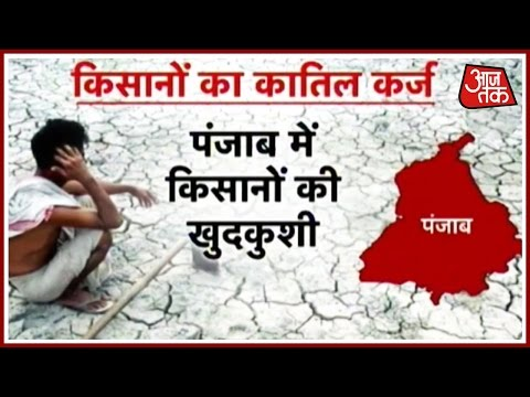 Farmer Suicide Rate On Rise In Agrarian State Of Punjab