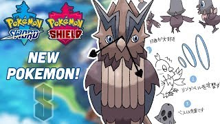 We Design NEW POKEMON for GEN 8! (Part 1)