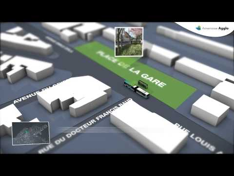 AGGLO ANNEMASSE - 2013 2017 - Les grands projets de transport - by novamotion