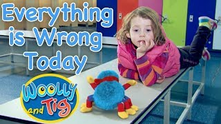 Woolly and Tig -  Everything is Wrong Today | The Scary Thunderstorm