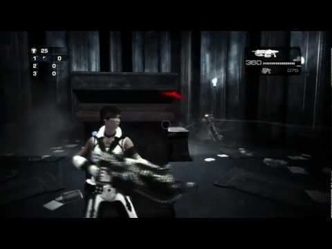 Gears of war Judgment Huevo de Pascua Biblioteca Epic Reaper