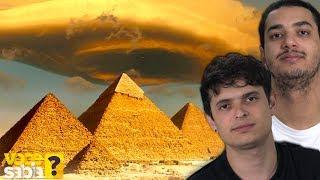 AS 10 PRAGAS DO EGITO - A VERDADE