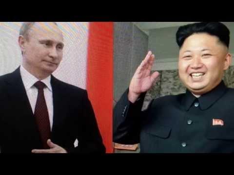 Whaaaaaat? Vladimir Putin Invites Kim Jong UN To Russia !!