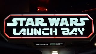Star Wars Launch Bay, Hyperspace Mountain, Super Hero HQ signs unveiled at Disneyland