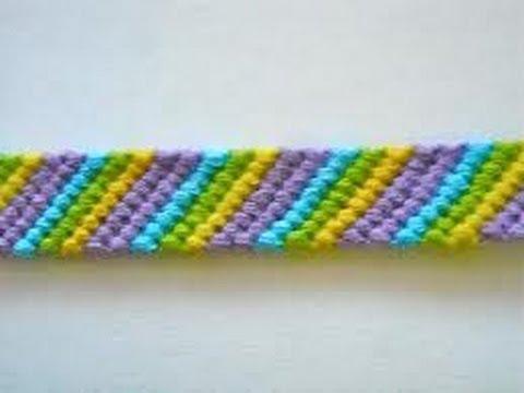 Stitch Friendship Bracelet Friendship Bracelets For