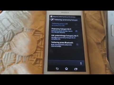 Udostępnianie Internetu Z Telefonu Na Tablet I Komputer
