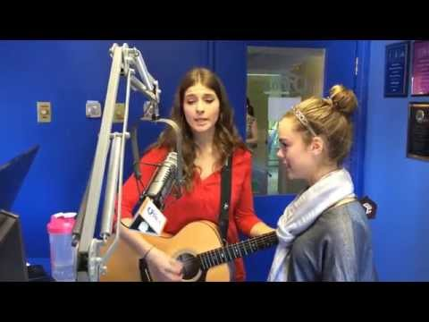 """LIVE ON Q106.5: Lily + Lanie Perform """"Just So You Know"""""""